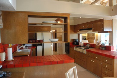 Cooktop, countertops and openings